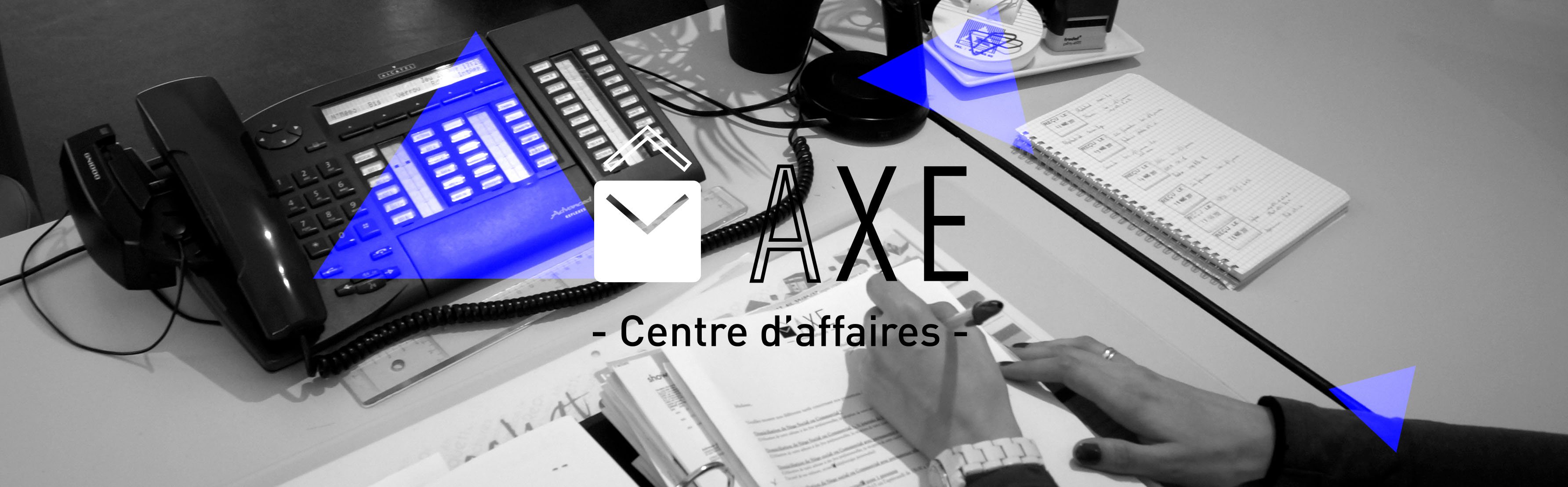 Centre d'affaire axe tours